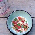 Yoghurt – Pompelmoes – Amandel – Buss N° 509 Pink Grapefruit