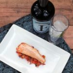 Ferdinand Dry Gin – Pieterman met salsa van paprika en rode ui