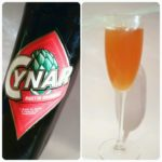 Cocktail: Cynar – pompelmoes – prosecco