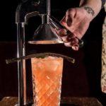 Cocktail op basis van Calvados Père Magloire VSOP – Ran Van Ongevalle