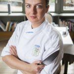 "Recept: Lady Chef of the Year 2015:  Anne-Sophie Breysem  ""De Kwizien"" – Lamskroon uit Wales"