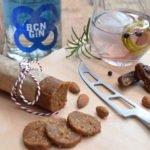 BCN gin - Spaanse amandel-vijgen rol