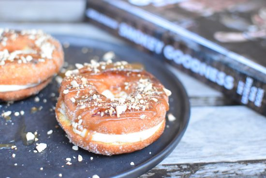 Gegrilde donut - Smokey Goodness - Het ultieme BBQ boek 2