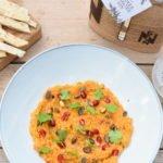 Nginious Smoked & Salted gin – Hummus van zoete aardappel