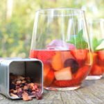 Mocktail: Thee sangria by Samova, Maybe baby