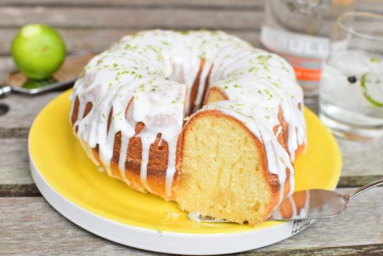 Skully Tangerine Twist Gin - Gin cake