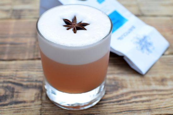 Thee cocktail: Samova - Rum - Campari