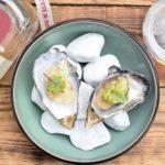 Rutte Dry Gin - Gefrituurde oester - Guacamole