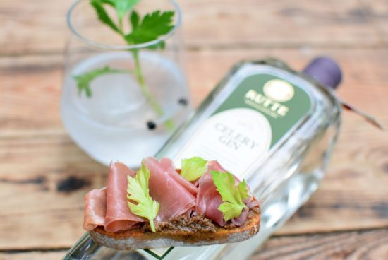 Rutte Celery Dry Gin - Bruschetta 3