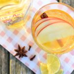 Cocktail: Elixir d'Anvers Appletini – Hot or cold