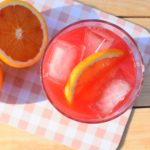 Cocktail: Blood Orange Sour – Aperitief of After-dinner cocktail?