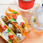 GauGin II – Taco met wortel-venkelsalade en roodbaars