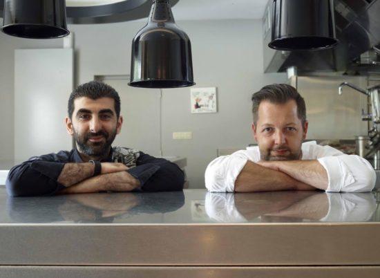 Round trip - De culinaire quatre-mains van Le Coq aux Champs