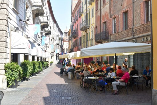 Vakantie in La Morra - Piemonte