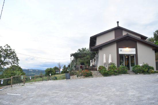 Restaurants in en rond La Morra - Piemonte