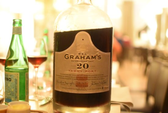 Cachet de Cire - Graham's Port Week 2017