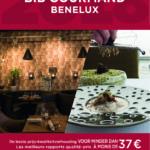 Bib Gourmand 2018  – Vlaanderen – Michelin