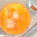 Sinterklaas cocktail: Wodka – Wortel – Mandarijn