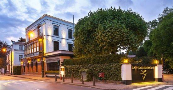 La Villa Lorraine - Brussel - Gary Kirchens