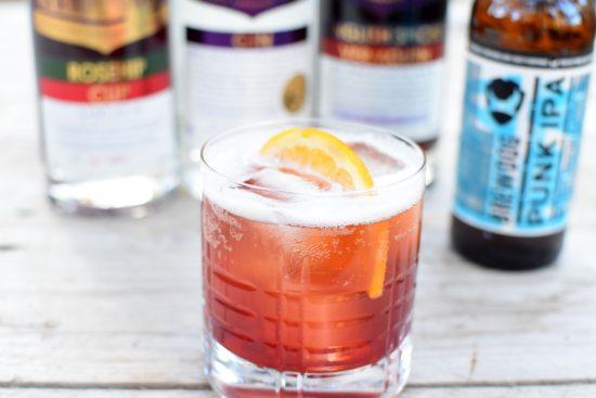 Internationale Dag van het Bier - Bier cocktail