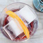 Vermouth cocktails – Vesper Martini & Americano IPA