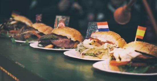 5 toffe foodsteden om naartoe te gaan