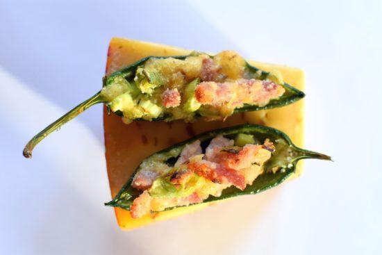 Twee recepten met Stompetoren kaas - Mini hamburger - Jalapeño